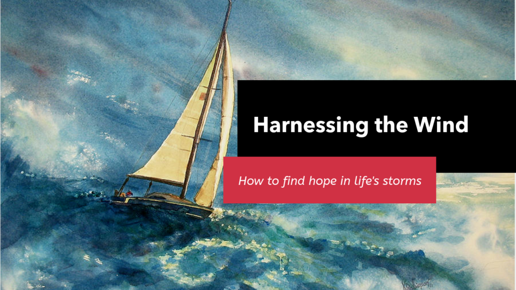 Harnessing the Wind: How to Find Hope in Life's Storms