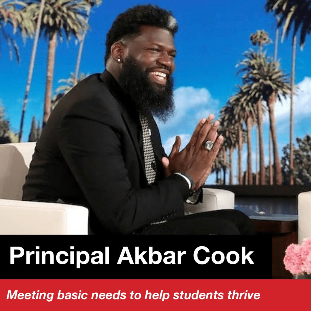 Principal Akbar Cook