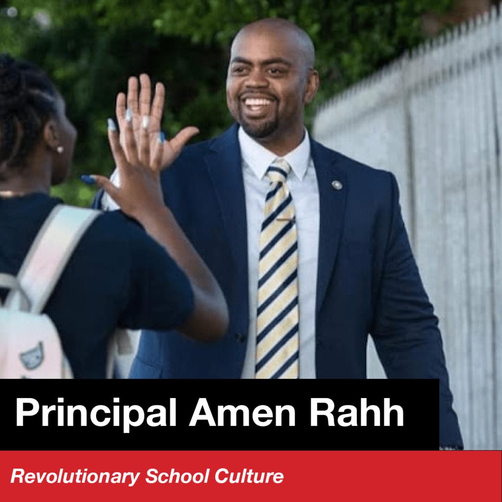 Principal Amen Rahh